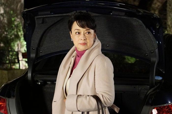 「嘘の戦争」4話に出演するジュディ・オング(画像提供:関西テレビ)