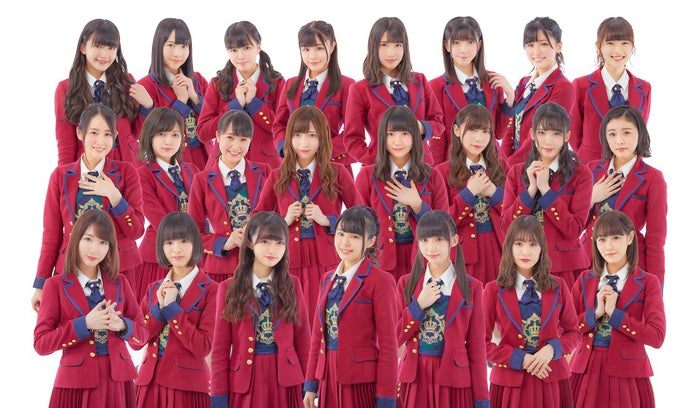 NGT48(提供画像)
