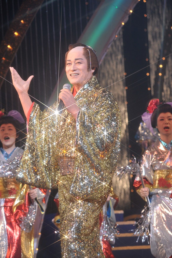 松平健(写真提供:テレビ朝日)