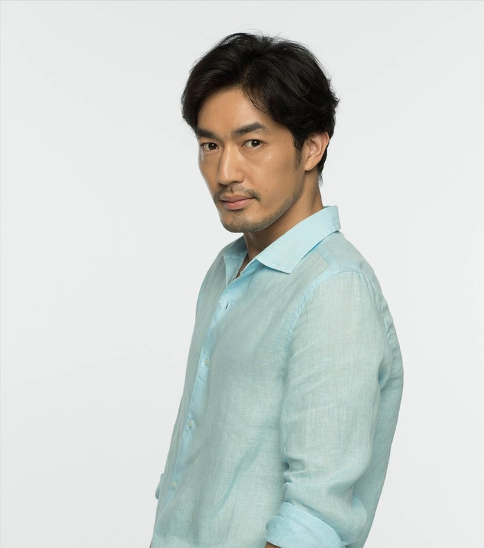 TBS系新ドラマ「逃げるは恥だが役に立つ」に出演する大谷亮平(C)TBS