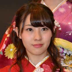 モデルプレス - AKB48藤江れいな、華やか振り袖で魅了 大島優子卒業で決意