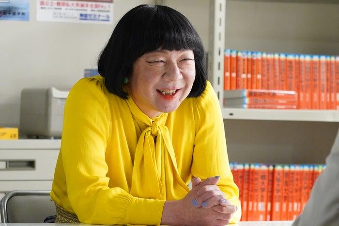 古田新太/「俺のスカート、どこ行った?」第7話より(C)日本テレビ