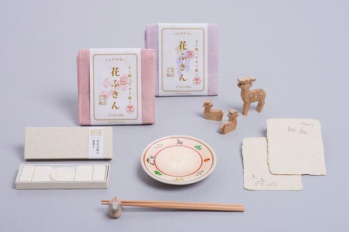 奈良土産(同店限定品)/画像提供:中川政七商店