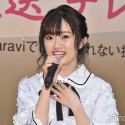 NGT48中井りか、バカリズムに対抗?「スターになれると信じてる」