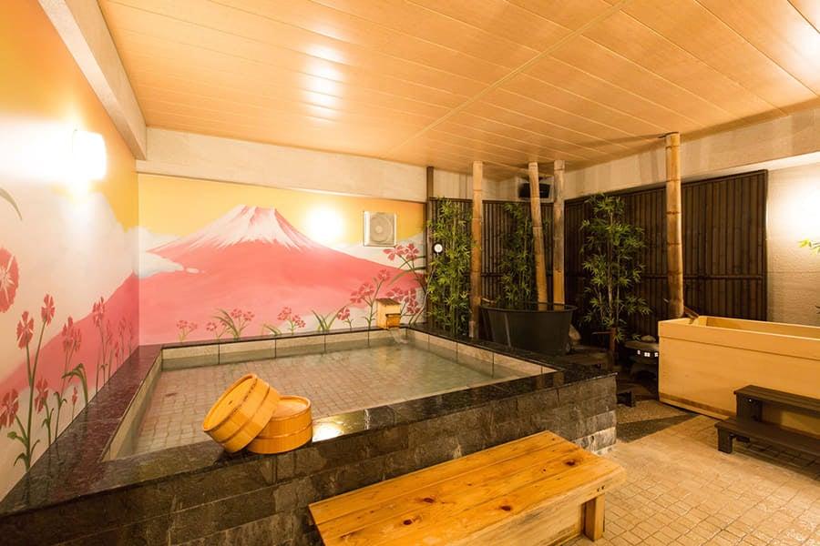 NADESHIKO HOTEL SHIBUYA 大浴場