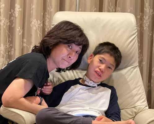 野田聖子氏、息子に嫌がられた写真撮影「しぶしぶな作り笑い」