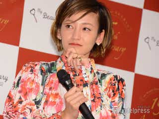 西山茉希が涙 離婚後初イベントでうっかり自虐も