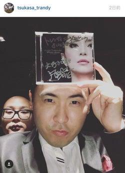浜崎あゆみ、トレエン・斎藤とコラボ熱望。「ガクちんと斎藤さんと3人でANOTHER WORLD歌いたい」