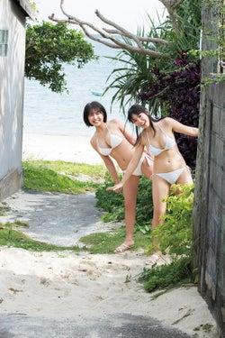 (左から)寺本莉緒、沢口愛華(写真提供:講談社)
