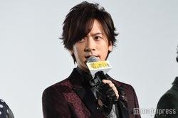 DAIGO、舞台挨拶で北川景子への愛を語る「夫婦で号泣」<嘘を愛する女>