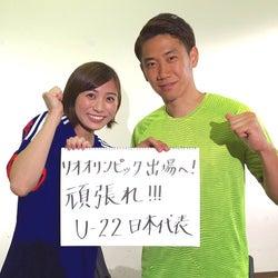 中村俊輔、香川真司、宇佐美貴史らがU-22日本代表にエール!