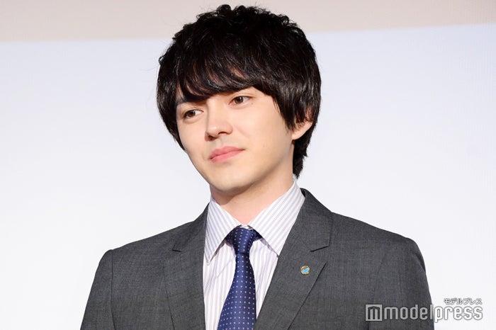 田中圭から「チワワに似ている」と言われた林遣都 (C)モデルプレス