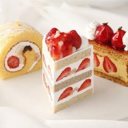 """一切れ3,000円""""究極""""のショートケーキの味は?一度は食べたい!ホテルニューオータニのいちごの王様「あまおう」を使った贅沢すぎるスイーツ"""