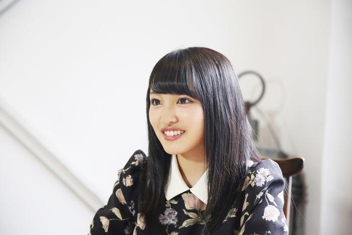 向井地美音/映画『存在する理由 DOCUMENTARY of AKB48』より(C)2016「DOCUMENTARY of AKB48」製作委員会