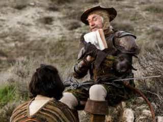 オスカー候補2人の共演シーン テリー・ギリアムのドン・キホーテ映画で絶妙な笑い