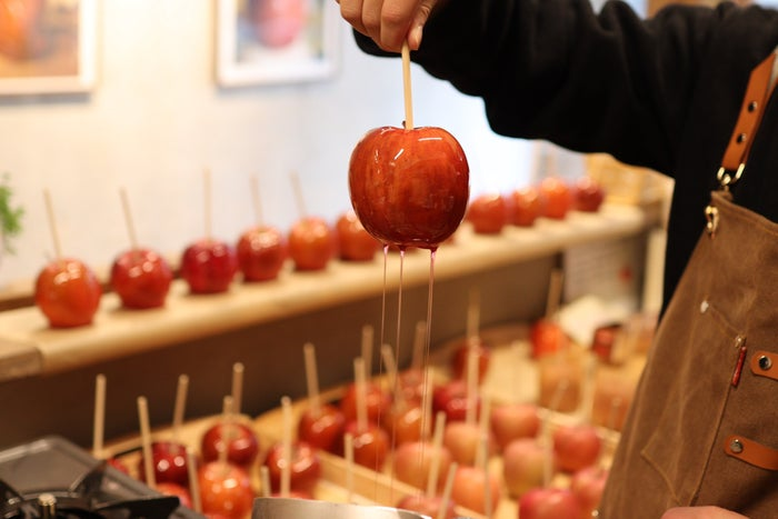 Candy apple/画像提供:101