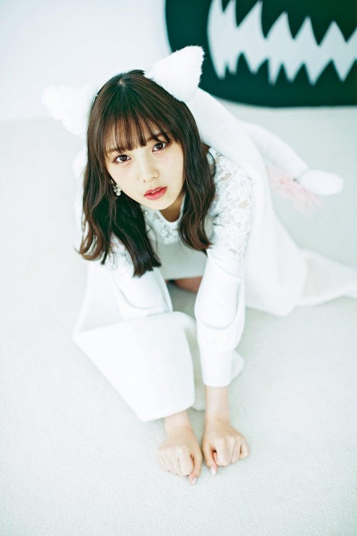 与田祐希/雑誌「bis」11月号(写真提供:光文社)