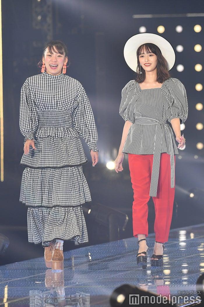 フワちゃん、近藤千尋(C)モデルプレス