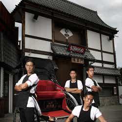 「東京力車」の魅力をもっと知りたい!公式サイト