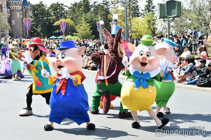 パレード「ドリーミング・アップ!」(C)モデルプレス(C)Disney