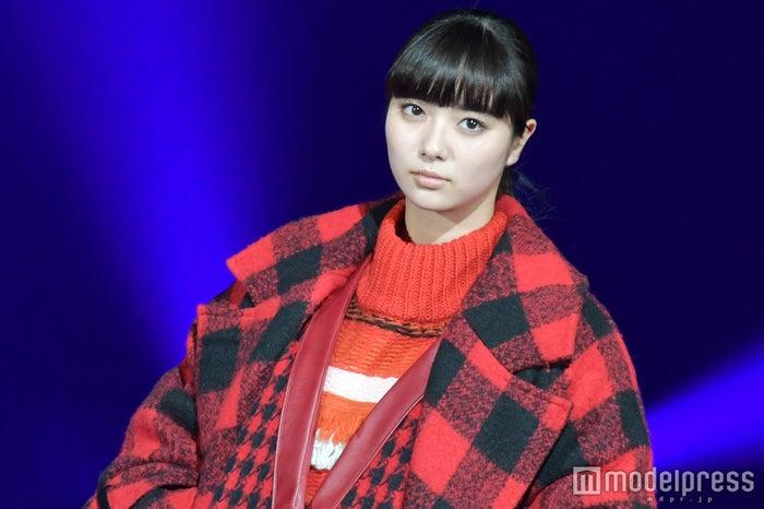 「TGC HIROSHIMA 2017 by TOKYO GIRLS COLLECTION」に出演した新川優愛 (C)モデルプレス