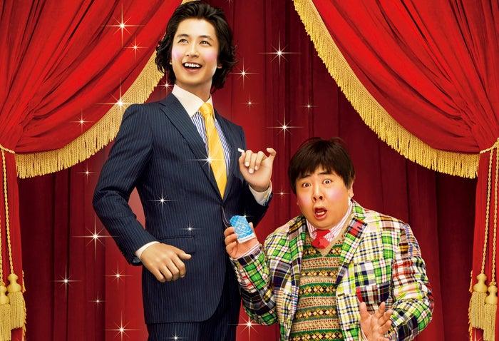 ハンサム★スーツ(C)2008『ハンサム★スーツ』製作委員会