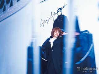 乃木坂46橋本奈々未ら、ヨウジヤマモトとモードなファッションコラボ