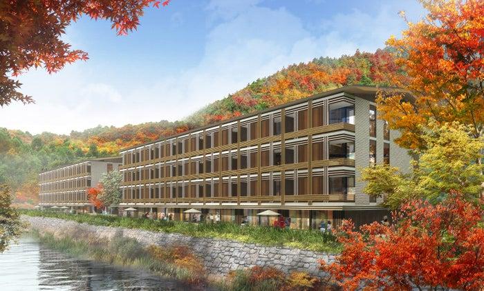 「ホテル インディゴ 箱根・強羅」イメージ/画像提供::インターコンチネンタル ホテルズグループ