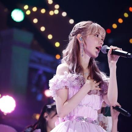 宮脇咲良、HKT48を涙で卒業 1期生&2期生で「サヨナラの意味」も<詳細ライブレポ&セットリスト>