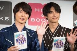 (左から)神木隆之介、吉沢亮 (C)モデルプレス