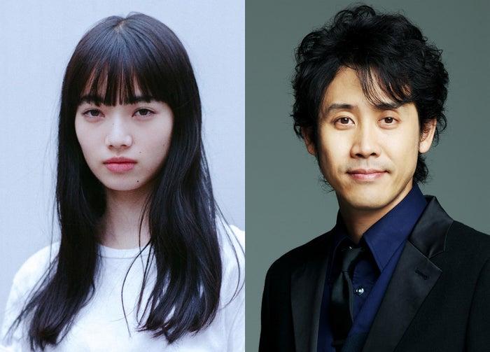 映画「恋は雨上がりのように」でW主演(左から)小松菜奈、大泉洋(提供写真)