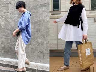 """襟は""""抜く""""の? シャツの裾は""""イン""""するの?きれいめシャツを「今っぽく着る」4つのヒント"""