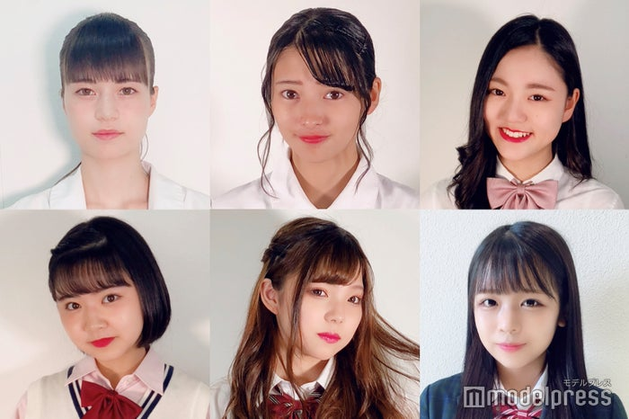 【中間速報】「女子高生ミスコン2018」北九州・沖縄エリア上位6人