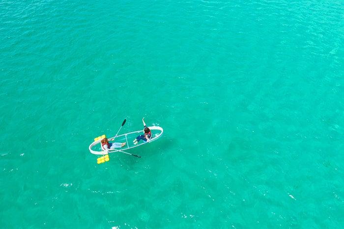 アジアのビーチとは思えない驚きの美しさ/画像提供:済州観光公社
