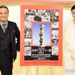 モデルプレス - 「第40回日本アカデミー賞」優秀賞発表