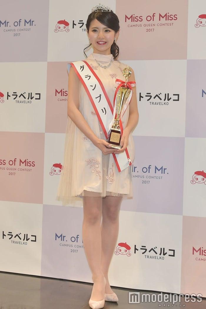 松田有紗さん (C)モデルプレス