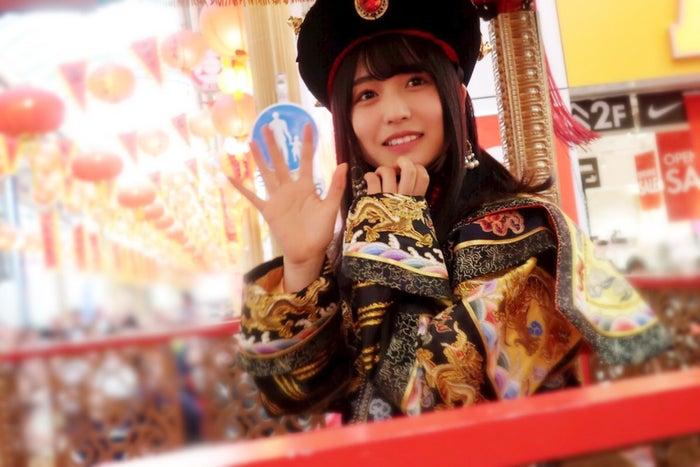 欅坂46長濱ねるフィーバーで12万人増加!長崎ランタンフェス過去最高来場者(提供写真)