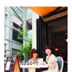 桃オフィシャルブログ(Ameba)より