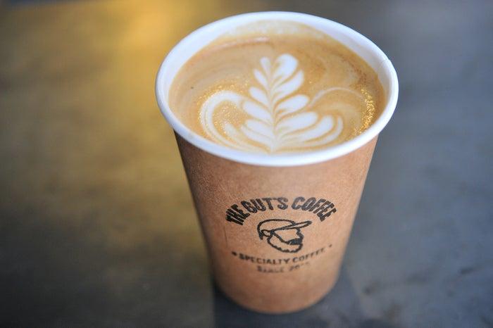 ザ・ガッツコーヒー/画像提供:THE GUT'S