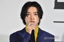 山崎賢人 (C)モデルプレス