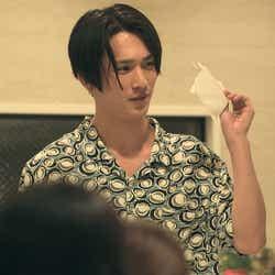 英語スピーチをする流佳「TERRACE HOUSE TOKYO 2019-2020」25th WEEK(C)フジテレビ/イースト・エンタテインメント