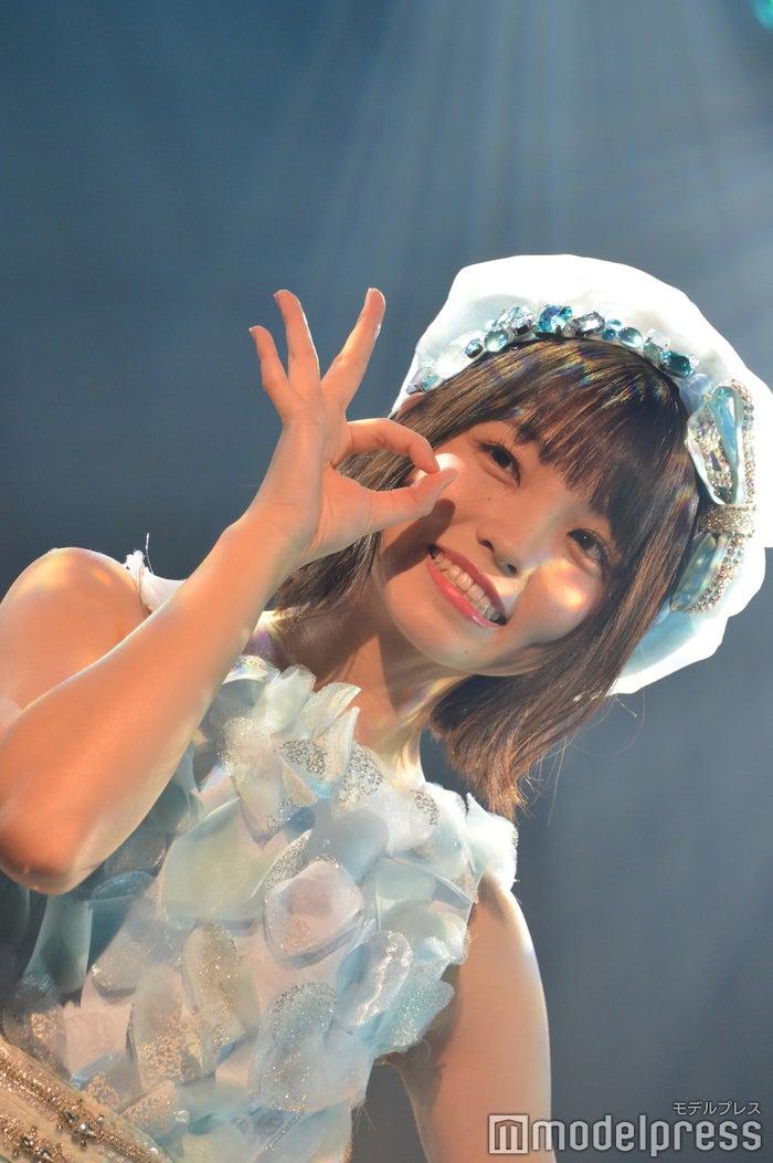 高橋彩音/AKB48チーム8「その雫は、未来へと繋がる虹になる。」公演 (C)モデルプレス