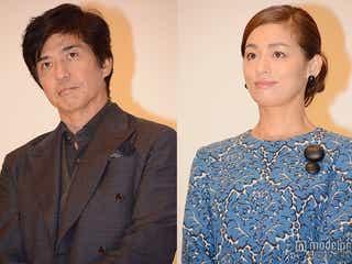佐藤浩市、尾野真千子とのベッドシーンに緊張「そこから始まって良かったのかも」