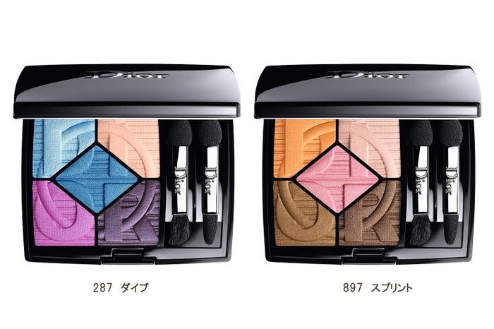 サンク クルール〈カラー ゲームス〉/限定2色/画像提供:Dior