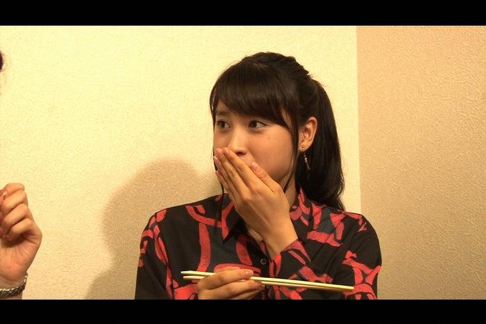 「白熱ライブ ビビット」のコーナー「密着ビビット」に出演した土屋太鳳(C)TBS
