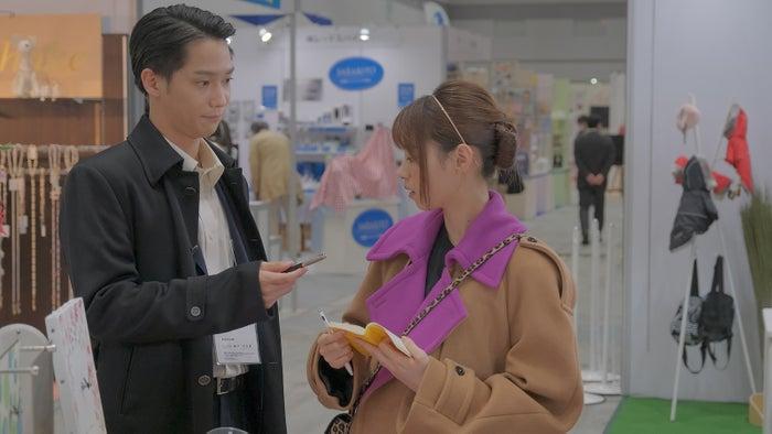 味方良介、西野七瀬 (C)「ホットママ」製作委員会