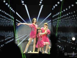 Perfume、最初で最後の国立ライブで野望を宣言 一糸乱れぬダンスに観客熱狂<セットリスト>