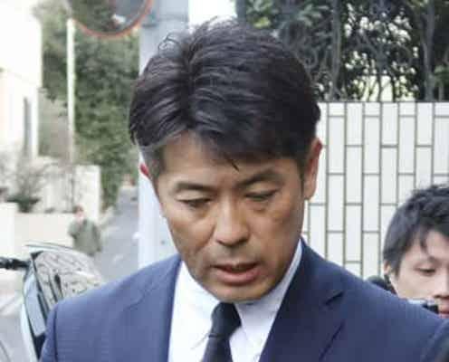 野球代表の稲葉監督「見守って」 野村克也さんの教え子らが弔問