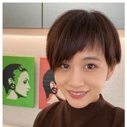 モデルプレス - 前田敦子、アシメ前髪×オレンジブラウンにイメチェン「次のお仕事の役柄イメージに合わせて」
