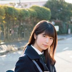 吉田莉桜/撮影:西田幸樹/(C)少年サンデー編集部